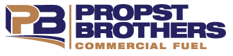 Propst Brothers Commercial Fuel Logo